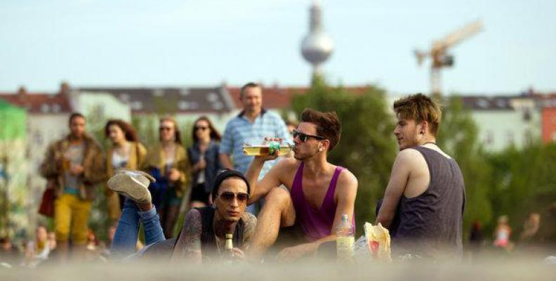 Single party berlin sonntag