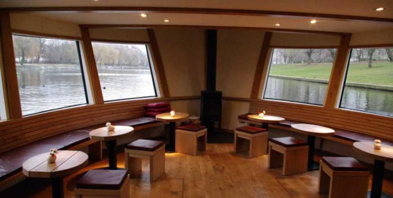 Foto: Restaurantschiff Van Loon