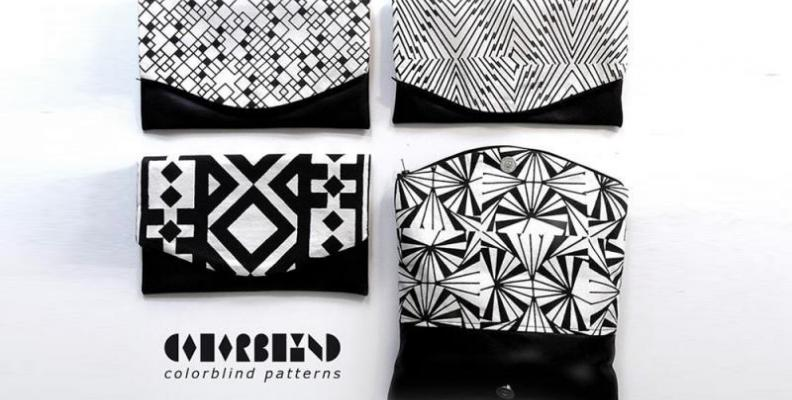 Foto: colorblind patterns