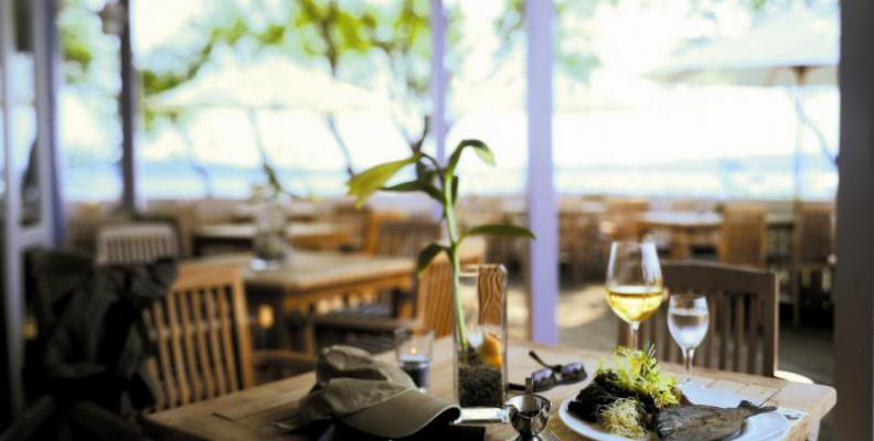 Foto: Hafenrestaurant Ernest