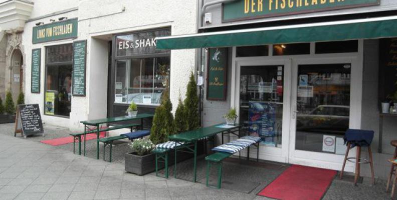 Foto: Der Fischladen