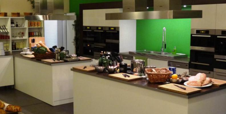 Kochstudio  Das Event-Kochstudio - Tipps zum Stressabbau | top10berlin
