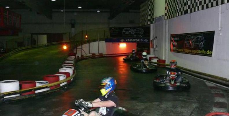 Foto: Kart-World Am Juliusturm