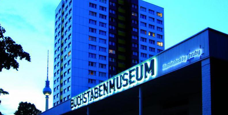 """Foto: <a href=""""http://www.buchstabenmuseum.de"""">www.buchstabenmuseum.de</a>"""