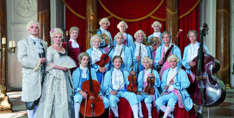 Foto: Berliner Residenz Konzerte