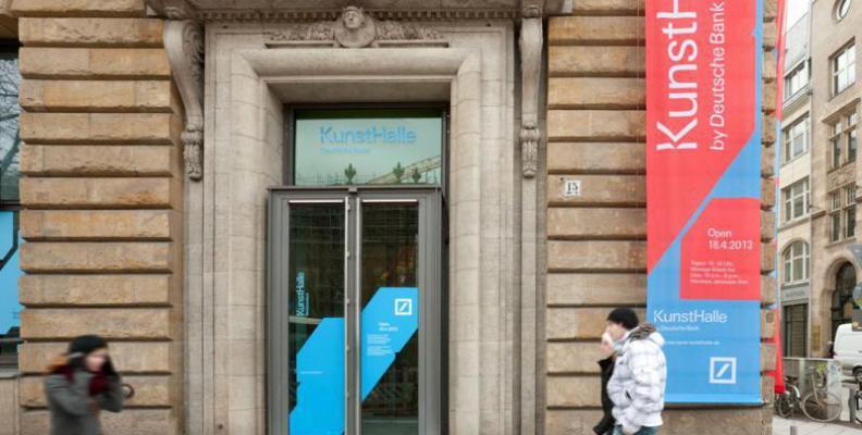 Foto: Deutsche Bank KunstHalle | Mathias Schormann