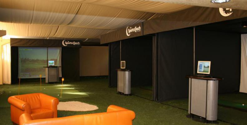 Foto: Indoor Golf Center