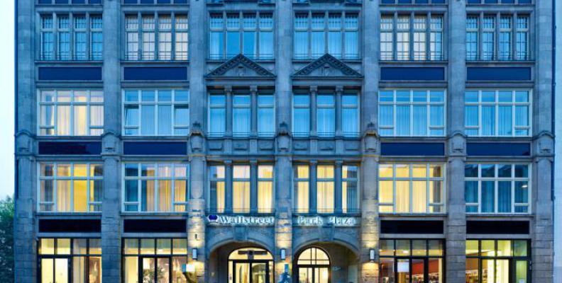 Foto: Park Plaza Wallstreet Berlin Mitte