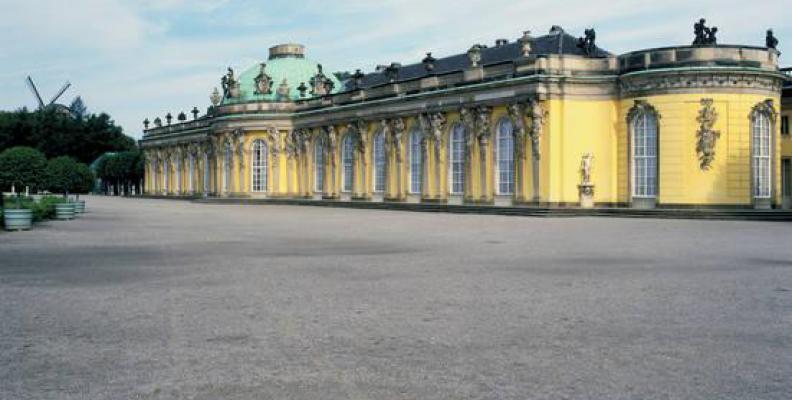 Foto: Schlosspark Sanssouci