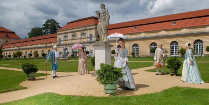 Foto: Schloss Charlottenburg