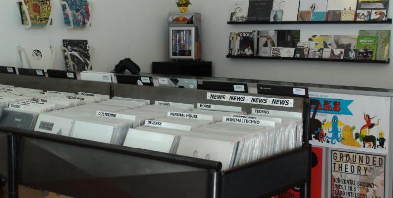 Foto: Mitte Musik recordstore