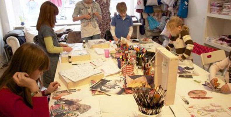 Foto: Fashion School For Kids