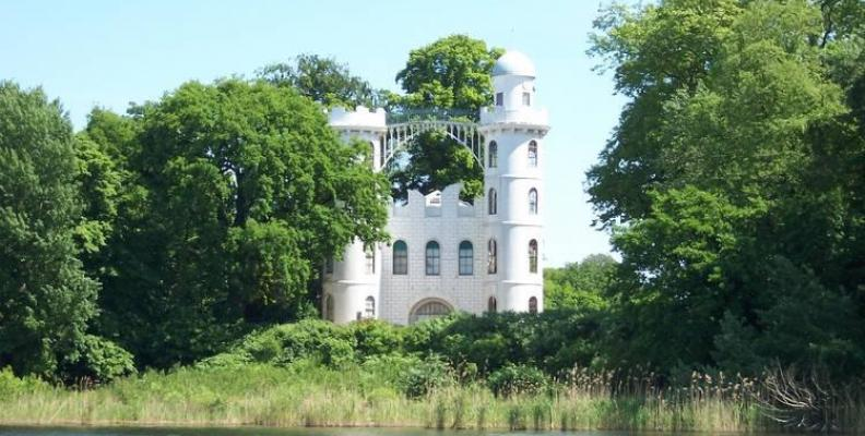 Foto: Pfaueninsel