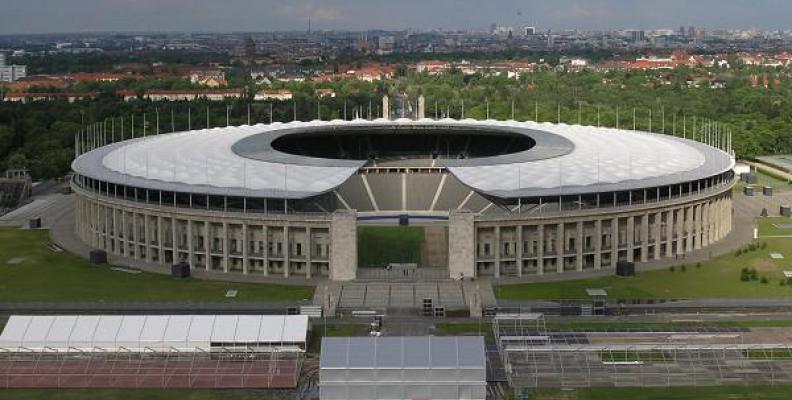 Foto: Ausstellungs- und Besucherzentrum Glockenturm am Olympiastadion