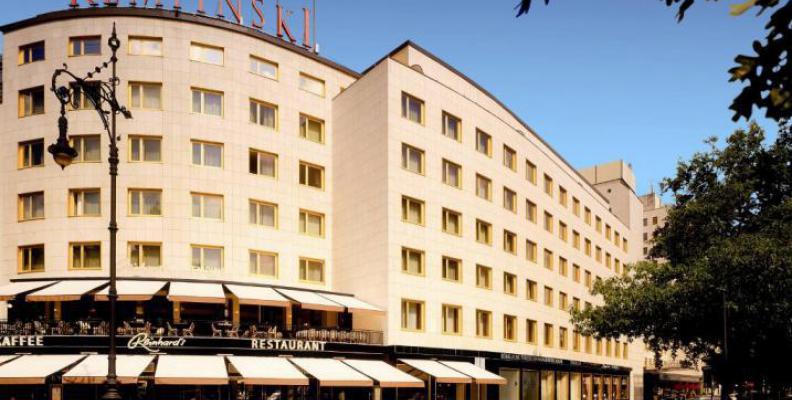 Foto: Kempinski Hotel Bristol Berlin
