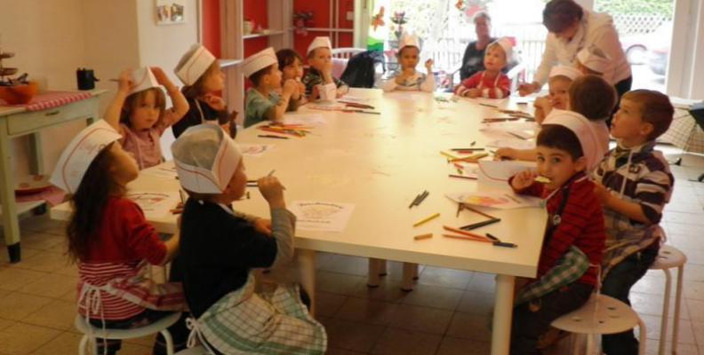 Foto: Kinderbackstube Backmäuse