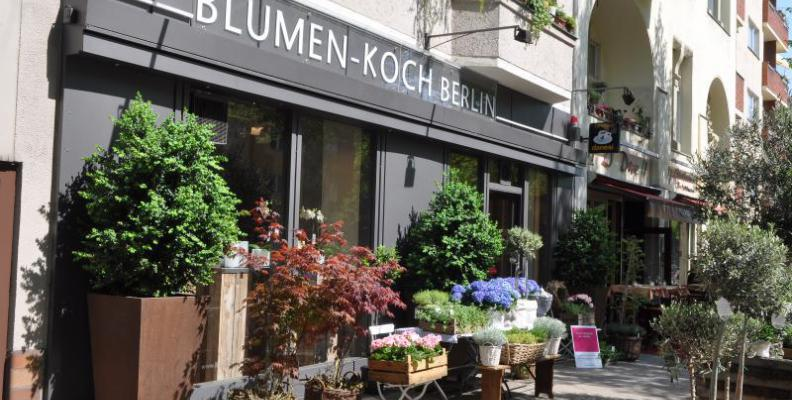 blumen koch flower shops top10berlin. Black Bedroom Furniture Sets. Home Design Ideas