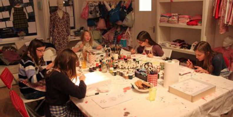 Foto: Fashion School for Kids