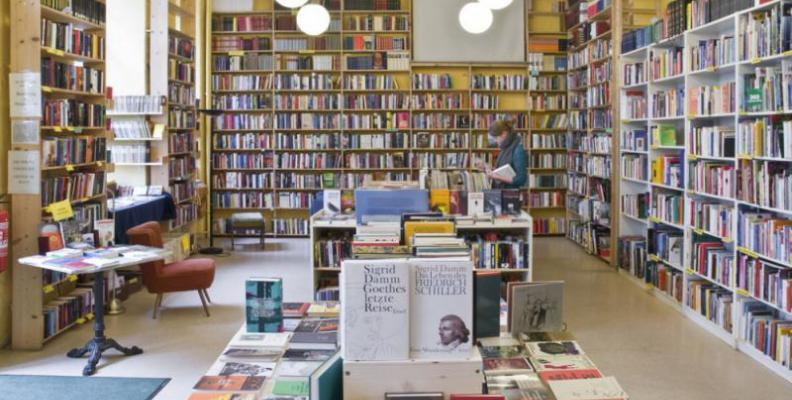 Berliner Büchertisch - Buchhandlungen  top10berlin