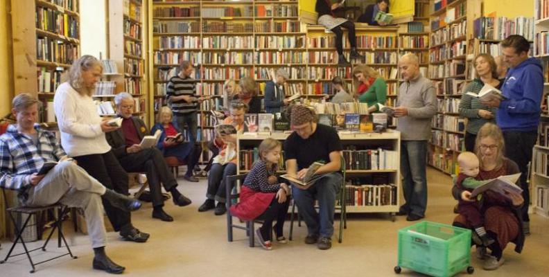 Foto: Berliner Büchertisch