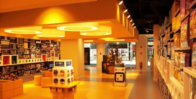 Foto: LEGO Store Berlin