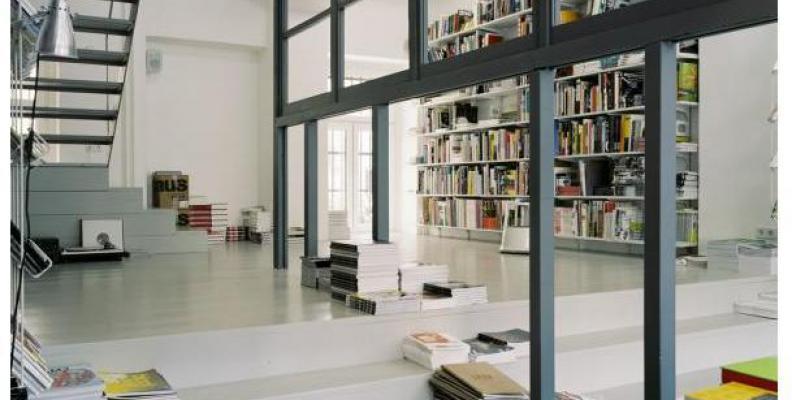 pro qm - buchhandlungen | top10berlin, Innenarchitektur ideen