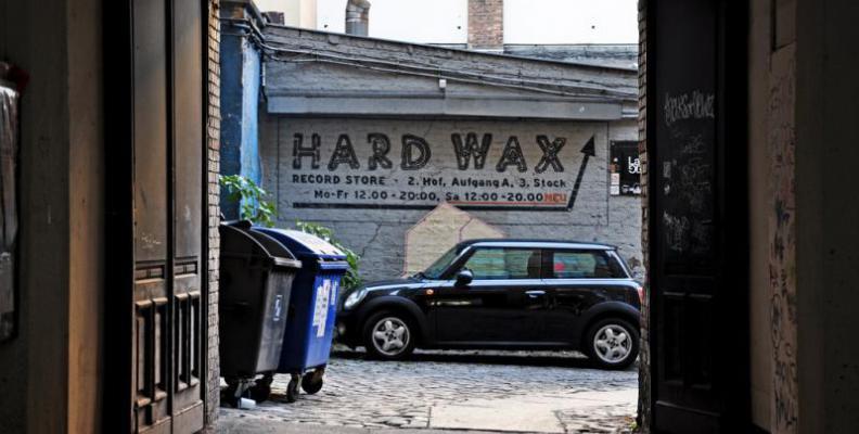 Foto: Hard Wax | Sophie Ebert
