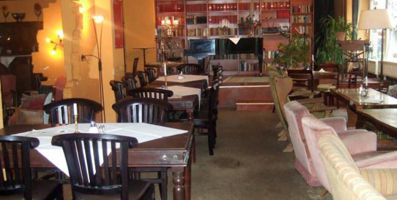 Café BilderBuch - Lesecafés | top10berlin