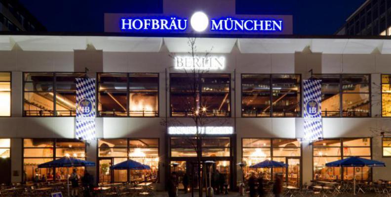 Foto: Hofbräu Berlin