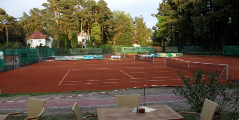 Foto: Tennisclub Grün-Weiß Nikolassee