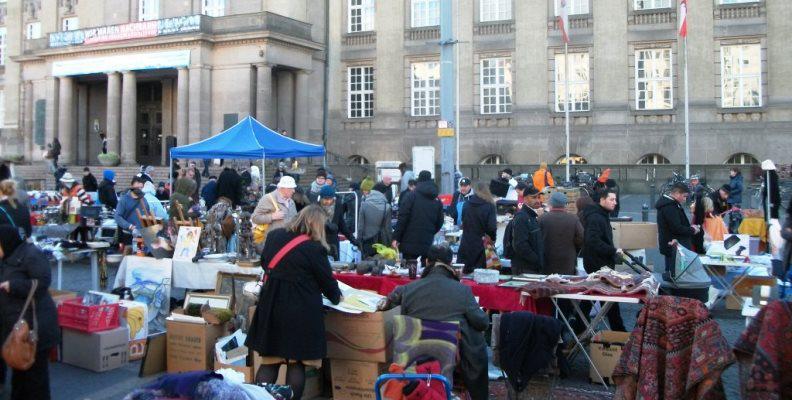 Flohmarkt Schöneberg - Flohmärkte und Trödelmarkte  top10berlin