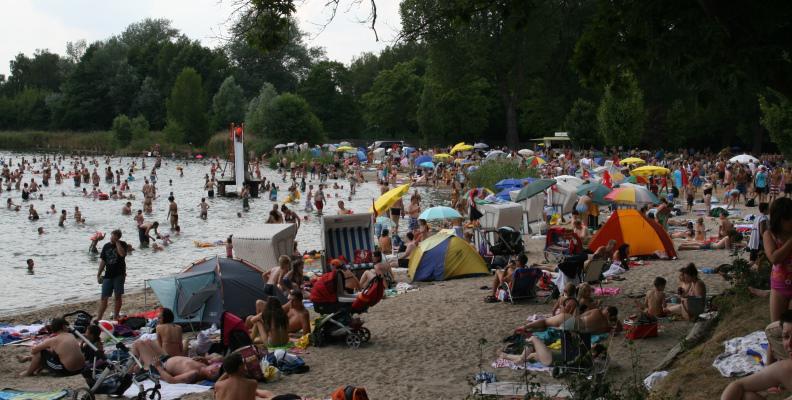Foto: Strandbad Lübars