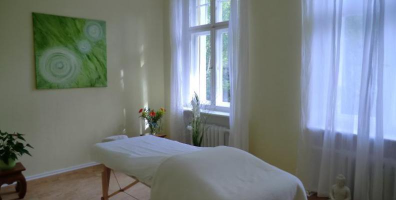 """Foto: Naturheilpraxis """"Heilsame Massage"""""""