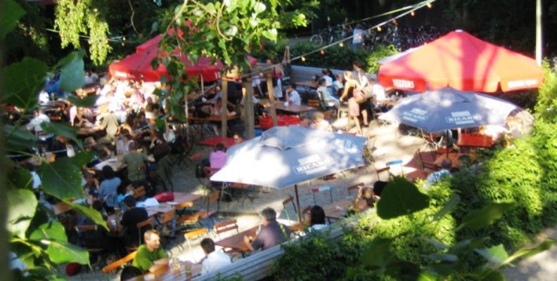 Schleusenkrug - Biergärten   top10berlin