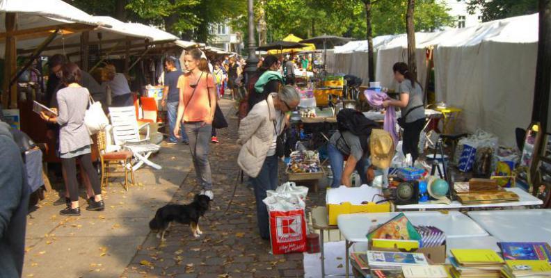 Flohmarkt berlin rathaus schoneberg