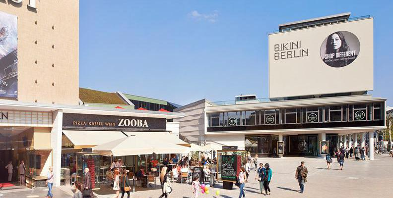 Bikini berlin einkaufscenter top10berlin for Berlin hausbau