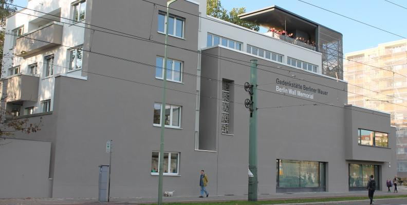 Foto: Anette Wolff   Stiftung Berliner Mauer