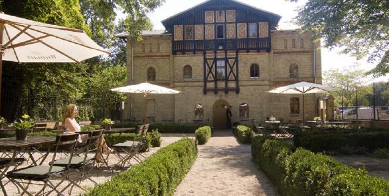 Foto: Restaurant Buchholz Gutshof Britz