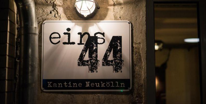 Foto: eins44 Kantine Neukölln