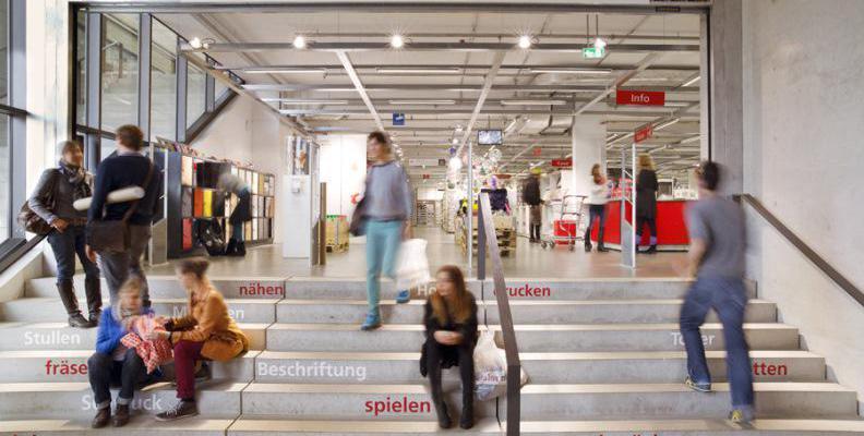 Foto: Modulor | Neumann + Rodtmann