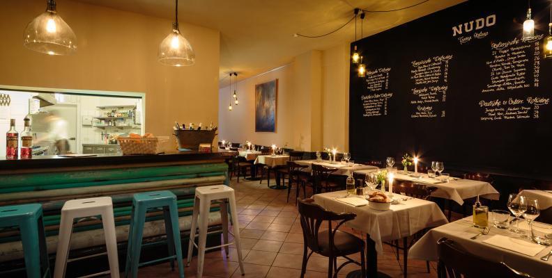 Italian Restaurant Burlingame