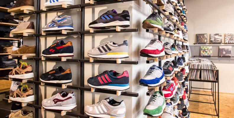 Shop various footwear brands online at solebox
