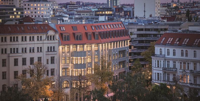 Foto: Hotel am Steinplatz