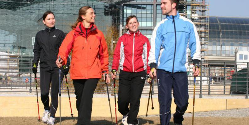 Foto: Nordic Walking Academy Berlin
