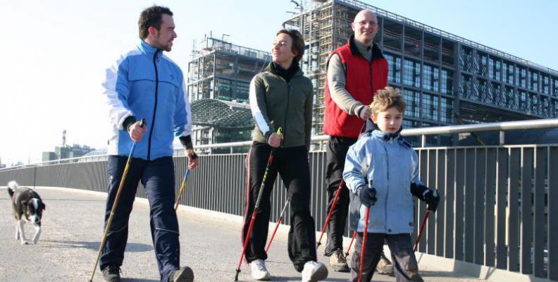 Foto: Nordic Walking Academy Berlin