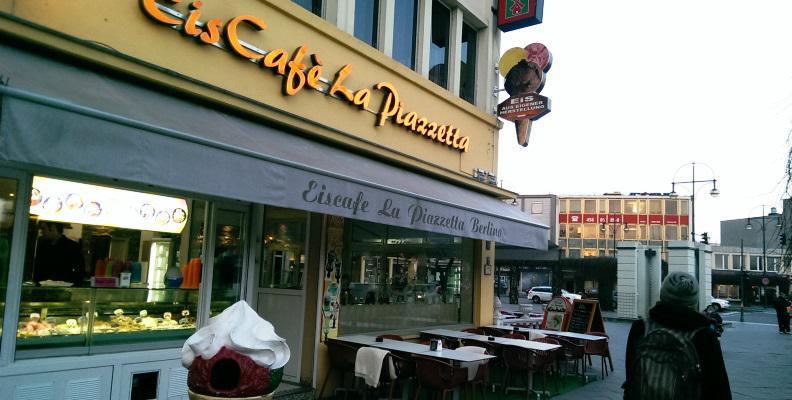 Foto: Eiscafé La Piazzetta