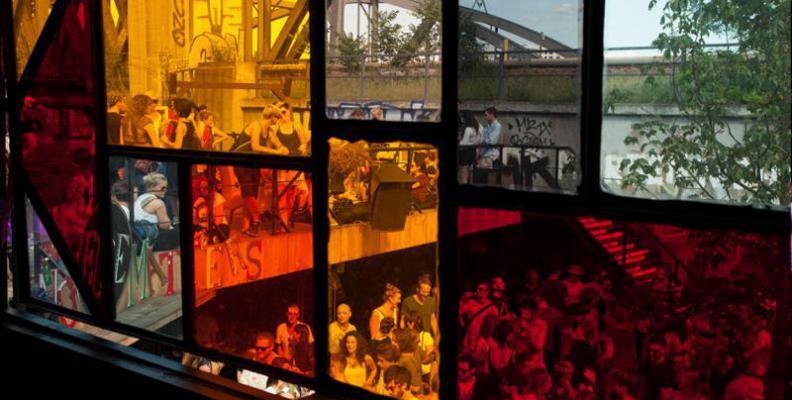 Foto: ELSE Freilufttanzlokal und Konzertveranstaltungsort