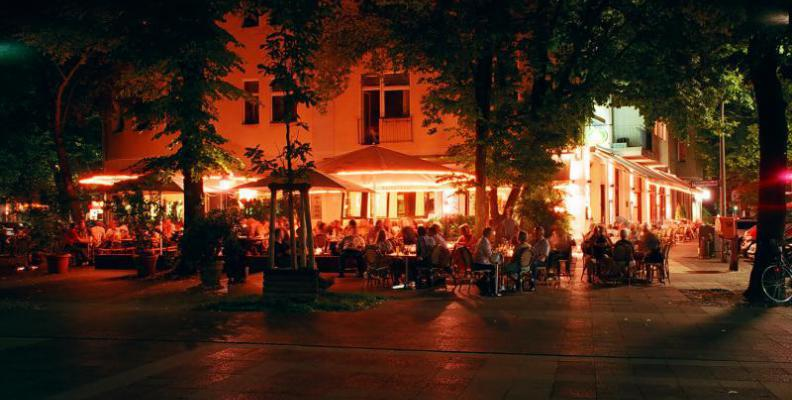 Foto: Restaurant - Café Weyers