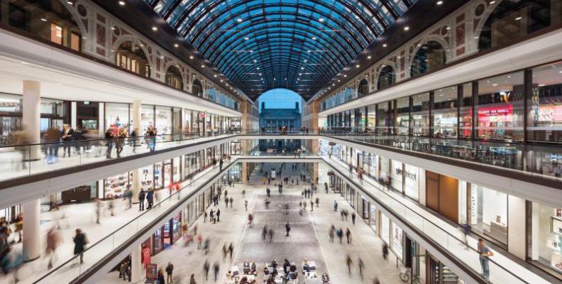 Foto: Mall of Berlin   HGHI GmbH