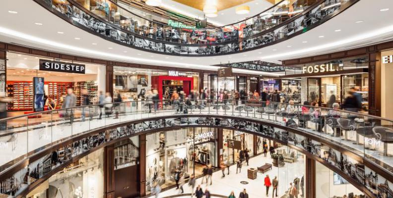 Foto: Mall of Berlin | HGHI GmbH